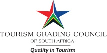Tourism Grading of South Africa